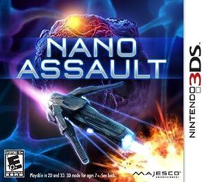 Nano Assault 3DS - Nintendo 3DS Standard Edition