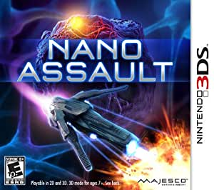 Nano Assault 3DS - Nintendo 3DS Standard Edition