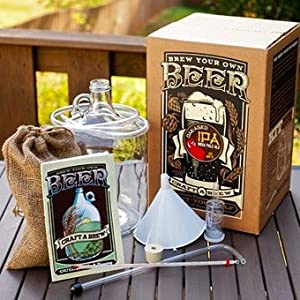 Amazon.com: Craft A Brew Kit - India Pale Ale Brewing Kit: Kitchen ...
