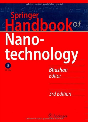 Springer Handbook of Nanotechnology