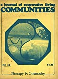 img - for Communities Magazine #14 (May 1975) - Therapy book / textbook / text book