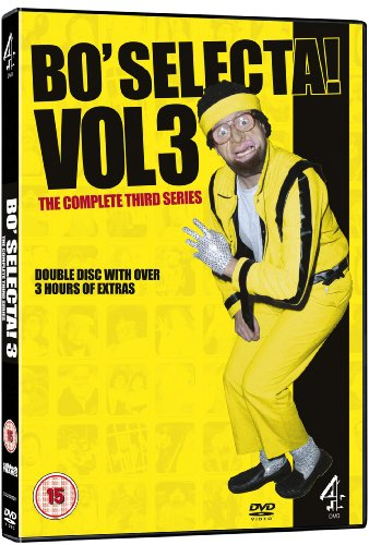 Bo' Selecta - Series 3 [DVD]