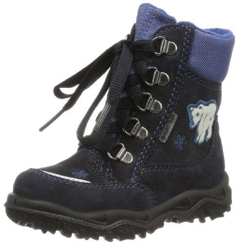 Superfit Boys Husky Snow Boots Blue Blau (Ocean Kombi 81) Size: 23