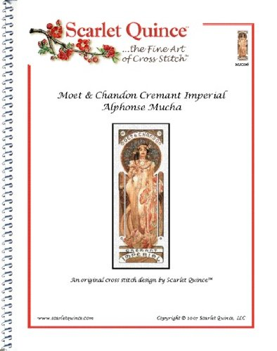 scarlet-quince-muc006-moet-chandon-cremant-imperial-by-alphonse-mucha-counted-cross-stitch-chart-reg