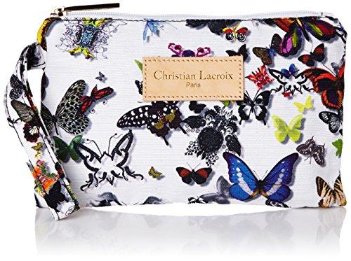 christian-lacroix-womens-eden-3-clutch-multi-coloured-multicolore-papillon-blanc-3f08-one-size