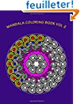 Mandala Coloring Book Vol 2