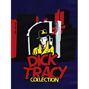Dick Tracy Collection [Import italien]