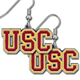 NCAA USC Trojans Dangle Earrings