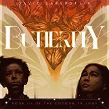 Butterfly: Tomorrow's Children (       UNABRIDGED) by David Saperstein Narrated by Alex Hyde-White