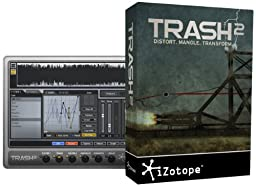 iZotope, Inc. Trash 2 Distortion Processing Plugin