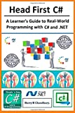 img - for Head First C#,: A Learner's Guide to Real-World Programming with Visual C# and .NET book / textbook / text book