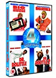 Big Momma's House / Big Momma's House 2 / Dr. Dolittle / Dr. Dolittle 2 [DVD] [1998]