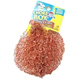 Chore Boy Copper Scrubber, 10 Pieces to a Box