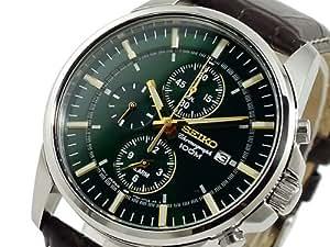 [セイコー] SEIKO クロノグラフ 腕時計 メンズ SNAF09P1 [逆輸入品]
