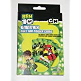 Ben 10 Omnitrix Duel For Power Card Game