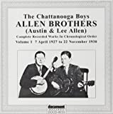 Allen Brothers 1927-1930 1