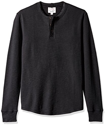 lucky-brand-mens-long-sleeve-thermal-henley-jet-black-large
