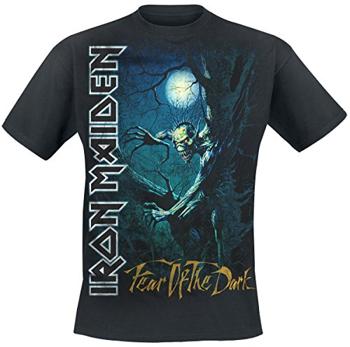 Iron Maiden Fear Of The Dark T-Shirt nero L