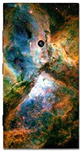 Timpax protective Armor Hard Bumper Back Case Cover. Multicolor printed on 3 Dimensional case with latest & finest graphic design art. Compatible with Nokia Lumia 920 Design No : TDZ-25669