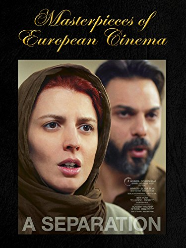 Masterpieces of European cinema: A Separation