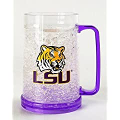 Buy NCAA LSU Tigers Crystal Freezer Mug by Duck House