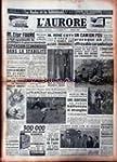AURORE (L') [No 3141] du 16/10/1954 -...