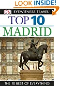 Top 10 Madrid (EYEWITNESS TOP 10 TRAVEL GUIDES)