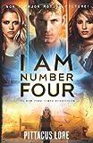 I Am Number Four Movie Tie-in Enhanced Edition (Lorien Legacies)