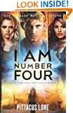 I Am Number Four Movie Tie-in Enhanced Edition (Lorien Legacies)