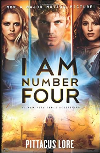 ebook i am number four