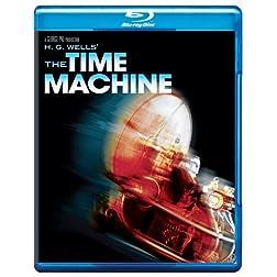 Time Machine [Blu-ray]