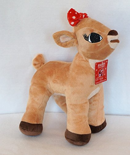 Singing Clarice Reindeer Toy