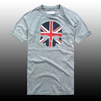 (ハイドロゲン)HYDROGEN Tシャツ メンズ スカル 並行輸入品