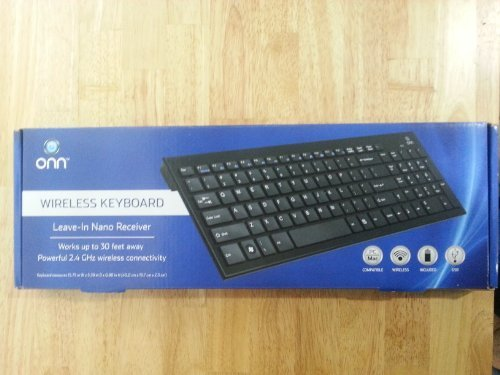 Wireless Keyboard Receiver