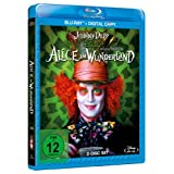 "Alice im Wunderland (inkl. Digital Copy) [Blu-ray]von ""Johnny Depp"""