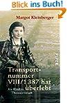 Transportnummer VIII/1387 hat �berleb...