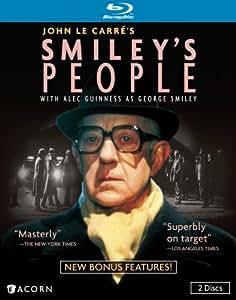 Smiley's People  [Blu-ray]