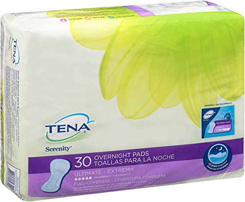 TENA Serenity Overnight Ultimate Pads
