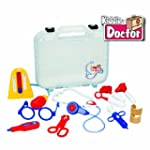 Kiddie Doctor Deluxe 12 Piece Medical...