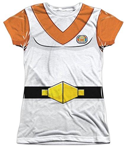 Sublimation: Junior Fit - Hunk Costume Voltron T-Shirt