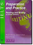 img - for IELTS Preparation and Practice: Reading and Writing - Academic Module (Oxford ANZ English) by Wendy Sahanaya (8-Oct-1999) Paperback book / textbook / text book