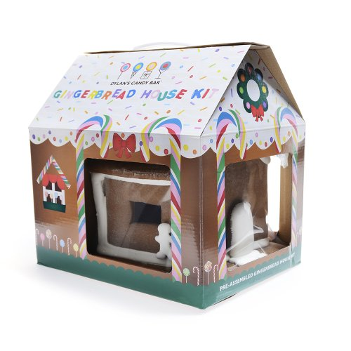 Dylan's Candy Bar Pre-Assembled Gingerbread House Kit