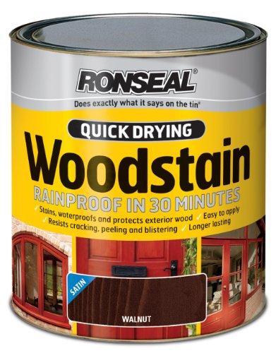 ronseal-qdwsw750-750ml-woodstain-quick-dry-satin-walnut