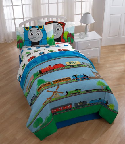 Thomas The Train Beds front-1032301