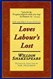 Image of Love's Labour's Lost: Applause First Folio Editions (Applause Shakespeare Library Folio Texts)