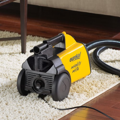 Eureka 3670g Mighty Mite Canister Vacuum Free Shipping