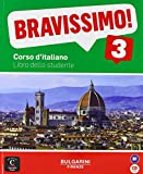 Bravissimo 3. Libro dello studente mit Audio-CD