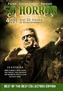 50 Horror Classics 4 Disc Collection