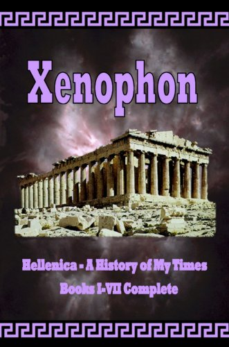 Xenophon - A History of My Times