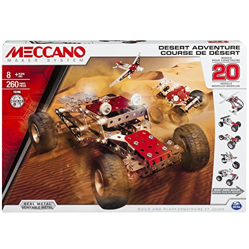 Meccano Desert Adventure Set